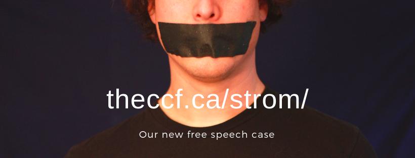 CCF granted intervener status to defend Saskatchewan nurse's free speech